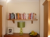 Solid Oak Book Shelf